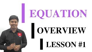 EQUATION_LESSON #1~Overview of Equation thumbnail