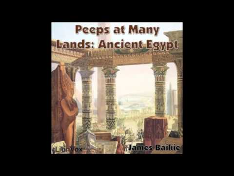 Peeps at Many Lands: Ancient Egypt (1/2)