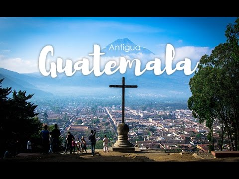 Guatemala travel  #3  | Antigua Guatemala