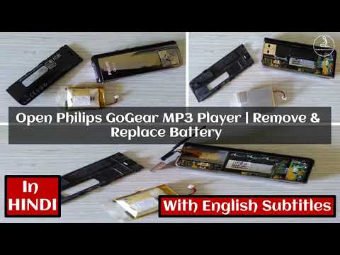 how-to-open-philips-gogear-mp3-player-part---1-|-sa1355/97-|-1gb-|-2gb