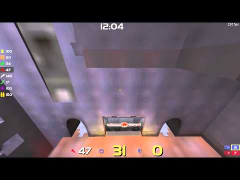 Quake Live - Amazing CA Round