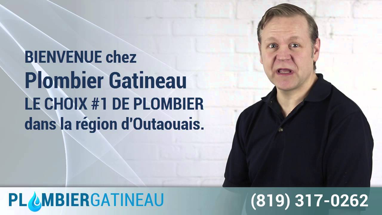 plombier gatineau plomberie outaouais cp son youtube. Black Bedroom Furniture Sets. Home Design Ideas