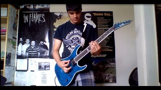 Volbeat - For Evigt/ The Bliss (Guitar Cover)