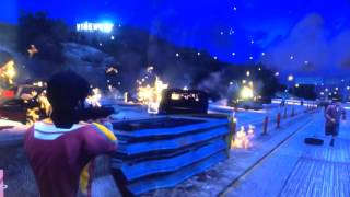 GTA V - Biggest explosion