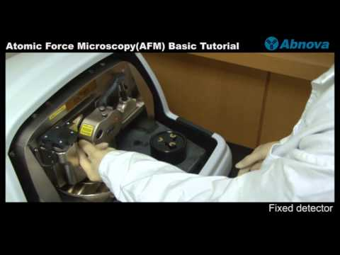 Atomic Force Microscopy(AFM) Basic Tutorial