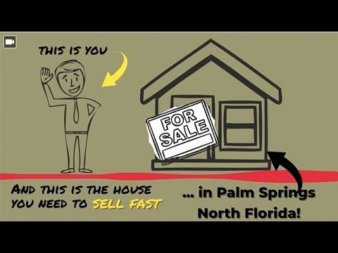 Sell My House Fast Palm Springs North: We Buy Houses in Palm Springs North and South Florida