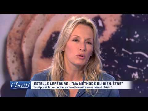 "Estelle LEFEBURE :  ""J"