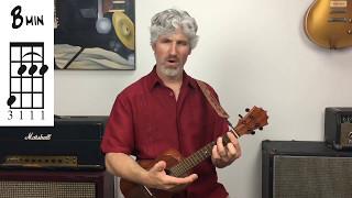 Essential Minor Chords On Ukulele