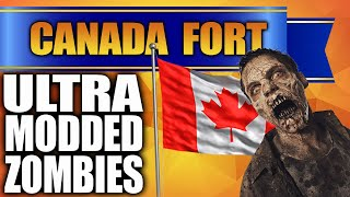 ULTRA MODDED ZOMBIES: FORT CANADA