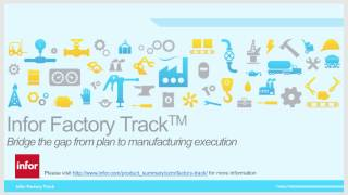 Infor Infor Factory Track - Warehouse Mobility Module Overview