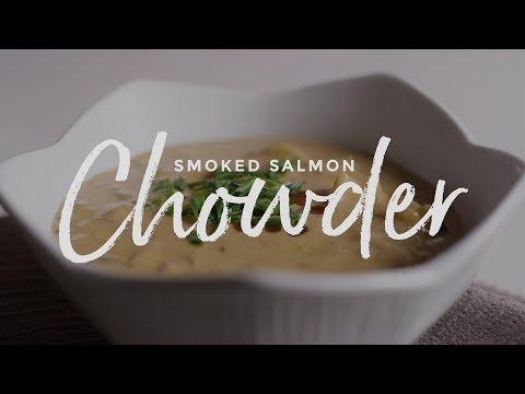 Smoked Salmon Chowder