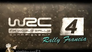 WRC FIA World Rally Championship 4 - PC Gameplay HD ITA - Logitech DFGT Wheel - Rally Francia
