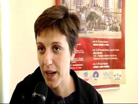 17 Maggio 2012 Pistoia TVL conferenza stampa FESTA SCUOLA MABELLINI