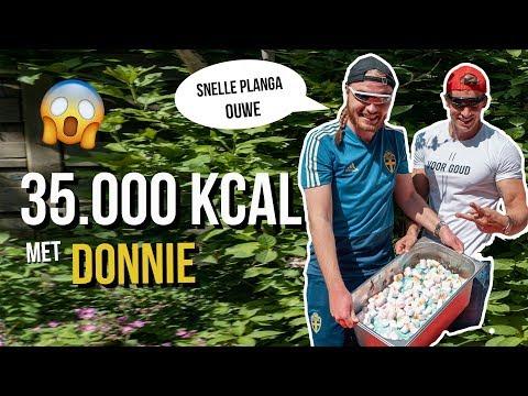 35000 KCAL PLANGASAGNE MET MARADONNIE