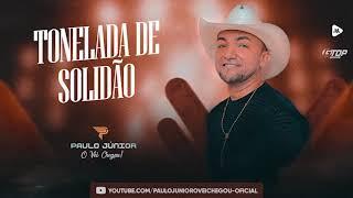 Paulo Junior O Véi Chegou - Tonelada de Solidão