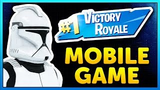 New Star Wars Shooter Game - Mobile Star Wars Gaming News