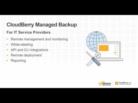 How an Entire Town Backed Up Over 1.5TBs of Data to the Cloud with Cloudberry Backup on AWS
