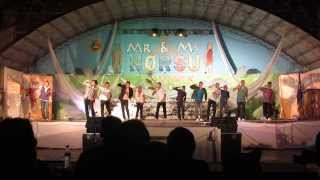 Quiskoy - Mr & Ms NORSU Siaton 2014