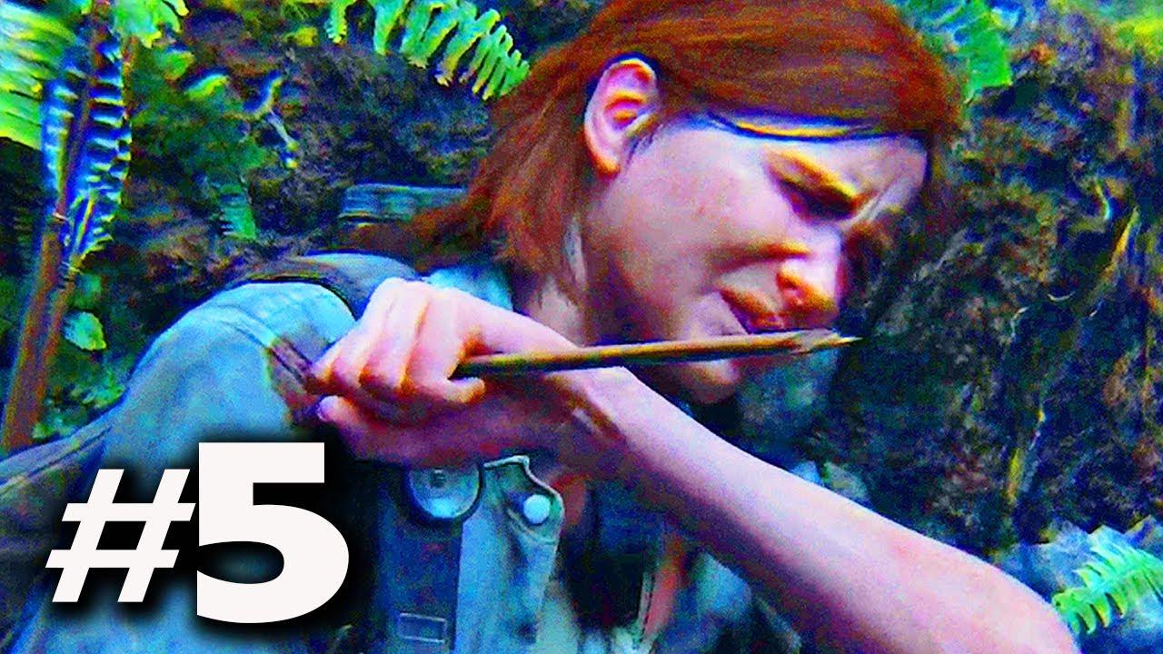 THE LAST OF US 2 #5: VUA LỲ ĐÒN VỚI CHÚNG TÔI À =))) Pha solo ĐỈNH CAO của Ellie vào căn cứ địch !!!