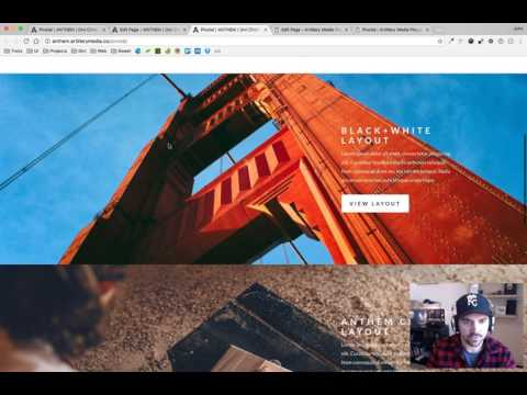 Growing & Shrinking Background Image in Divi