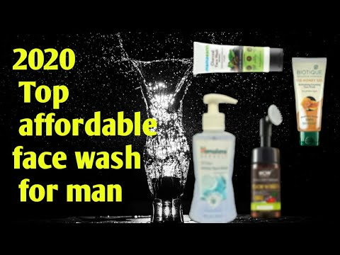 top-best-affordable-&-organic-face-wash-for-man