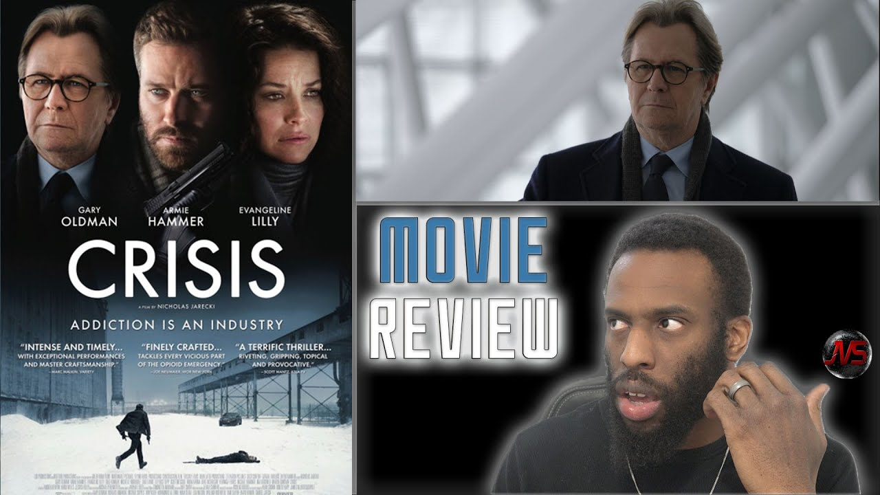 CRISIS (2021) [MOVIE REVIEW] (Spoiler Free!) | #Crisis