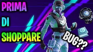 BUG ASSURDO in the New Breaking Point Pack Fortnite Ita