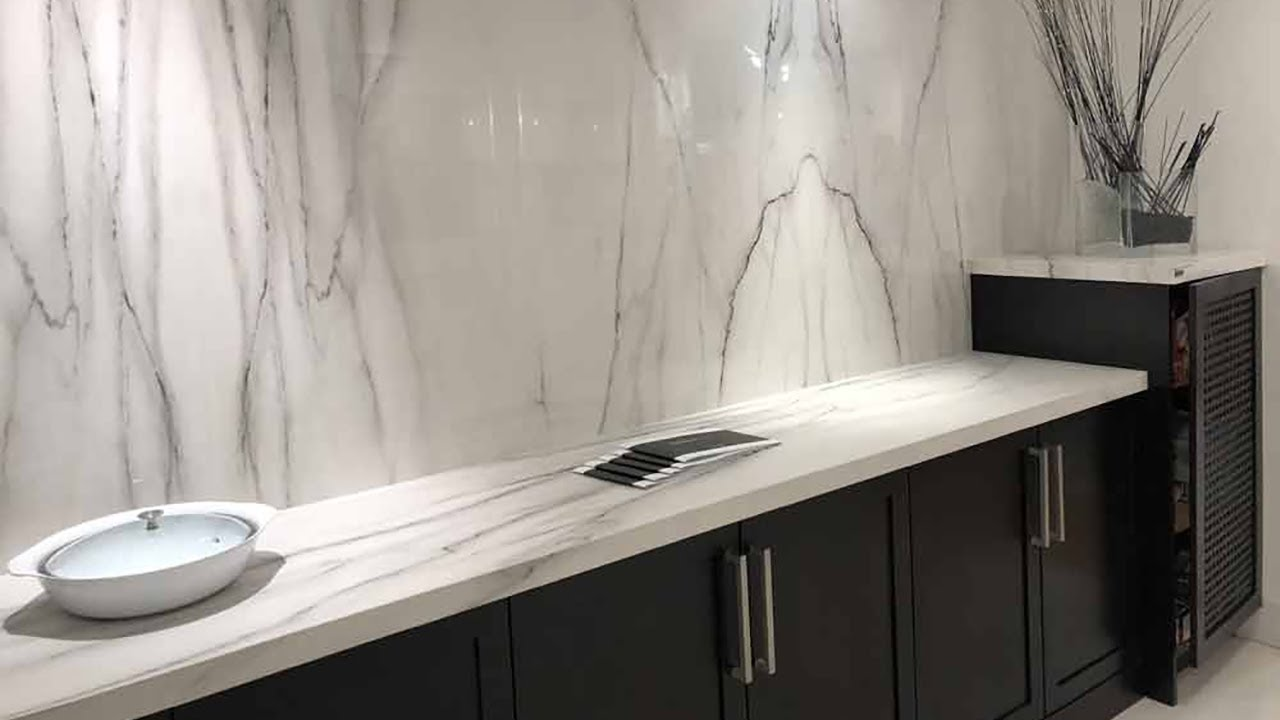 Porcelain Countertops in Chicago IL.