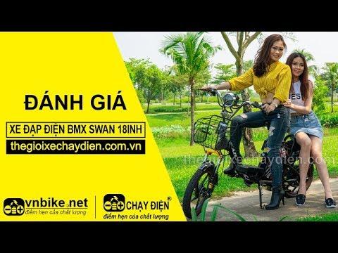 Đánh giá xe đạp điện Bmx Swan 18inh