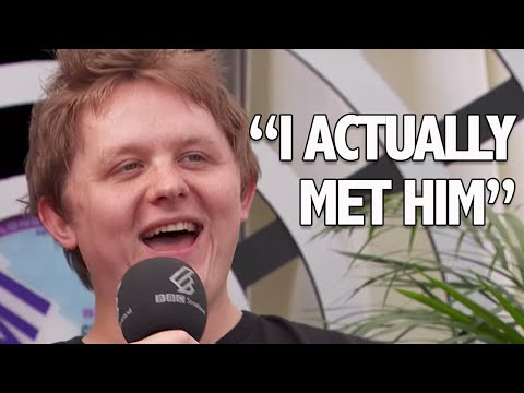 What Happened When Lewis Met Noel? Lewis Capaldi On His Rise To Fame And THAT Feud | TRNSMT