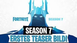 SEASON 7 TEASER IST DA! Frost Skin & Snowboard? | Fortnite Battle Royale