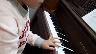 더피아노음악학원 초등 1학년 레슨동영상