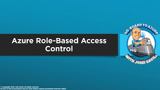 Azure Role-Based Access Control Deep Dive