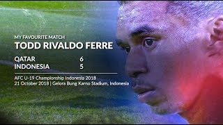My Favourite Match: Super-sub Todd Rivaldo Ferre's 16-minute hat-trick