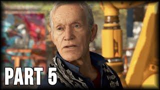 Detroit: Become Human - 100% Walkthrough Part 5 [PS4] – The Painter