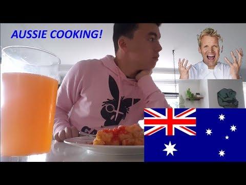 COOKING IN AUSTRALIA!
