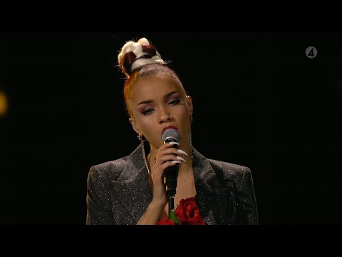Kadiatou Holm Keita: Say Something – A Great Big World - Idol Sverige TV4