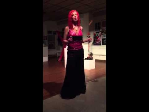 Gallery 788's Bette Midler - A Bathhouse Tribute featuring Angela Rockstar