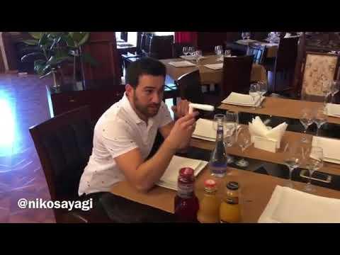 Niko Sayagi - sam yemeyi Rus dilli
