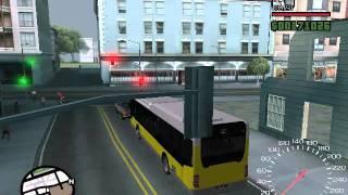 GTA San Andreas - Drive by bus
