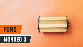 Onderhoud Ford Mondeo bwy - videohandleidingen