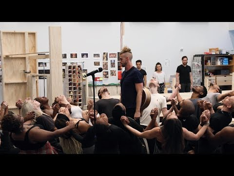 """Watch The Touring Cast Of JESUS CHRIST SUPERSTAR Perform """"What's The Buzz"""" In Rehearsal"""