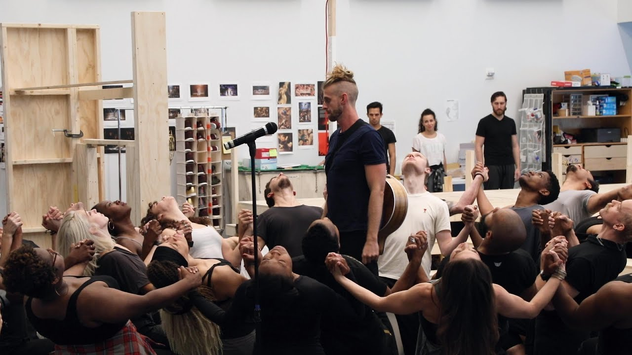 Watch the Touring Cast of JESUS CHRIST SUPERSTAR Perform
