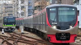 【全区間走行音】京王5000系5733F 新宿→京王八王子