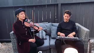 """""""When its Cold Outside"""" - An improvisation with Ada and Dotan"""