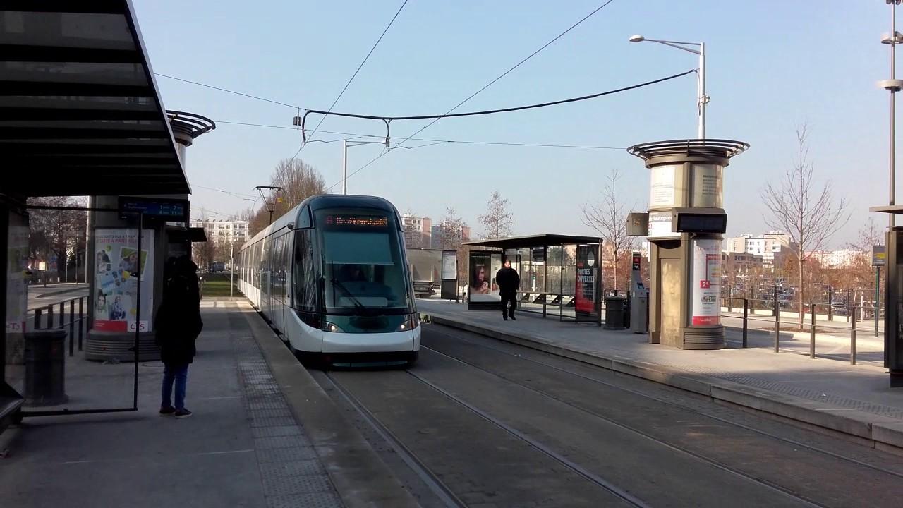 strasbourg tram a citadis 403 cts h pital de hautepierre youtube. Black Bedroom Furniture Sets. Home Design Ideas