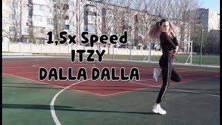 [1.5x Speed Dance Cover] ITZY - DALLA DALLA by Jennie Udod