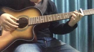 Đã biết sẽ có ngày hôm qua-Guitar cover by Jessie