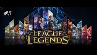 League of Legends #3 Mater Yi/ Ter amigos como estes a jogar é fácil ganhar!! c/Romero e Pedro