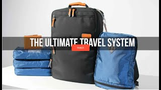 This New Carry-On Travel Backpack Has a TON of Features! | Standard Luggage | One Bag Travel